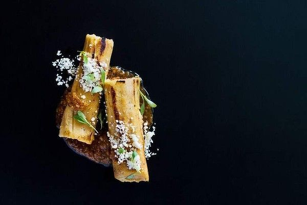 As featured in Good Food's 'Best eats in Los Angeles' gallery: Ray Garcia offers an inventive and modern take on tamales at Broken Spanish in Los Angeles.