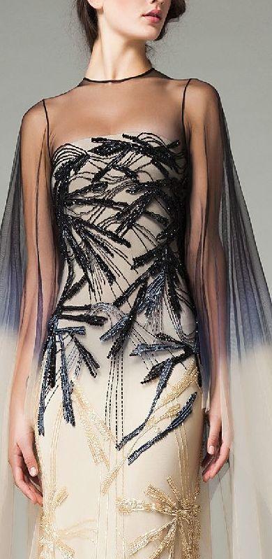 ***Fall 2015 Ready-to-Wear Veloudakis Gold - Details***