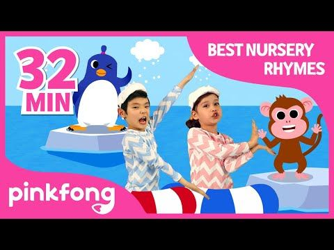 Baby Shark Dance and more | Best Nursery Rhymes ...