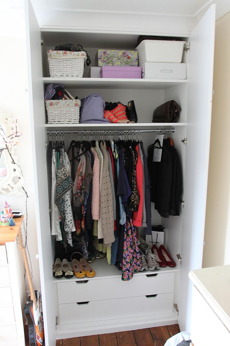 Fitted wardrobe Interior example | Fitted wardrobe ...