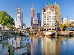 Hollanda'nın Dizayn Şehri Rotterdam