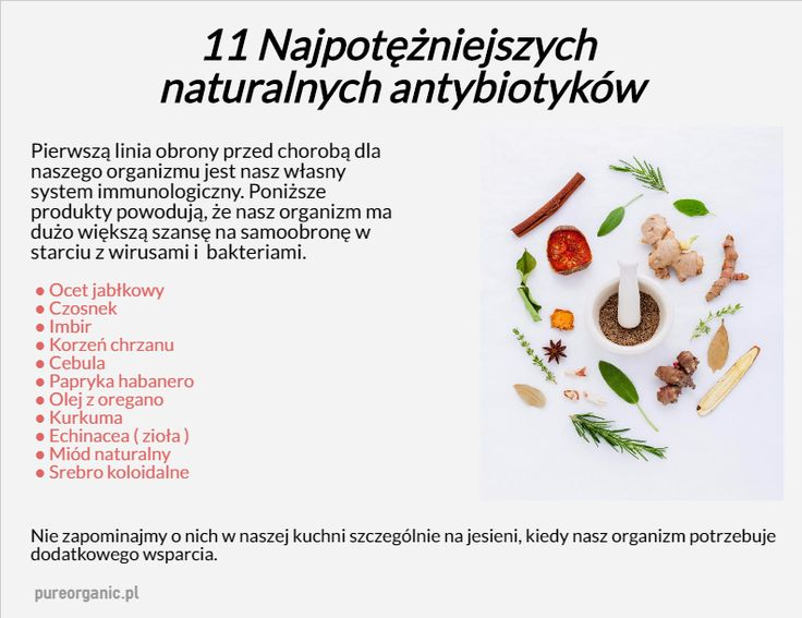 11 najpotężniejszych, naturalnych antybiotyków. Please follow and like us: