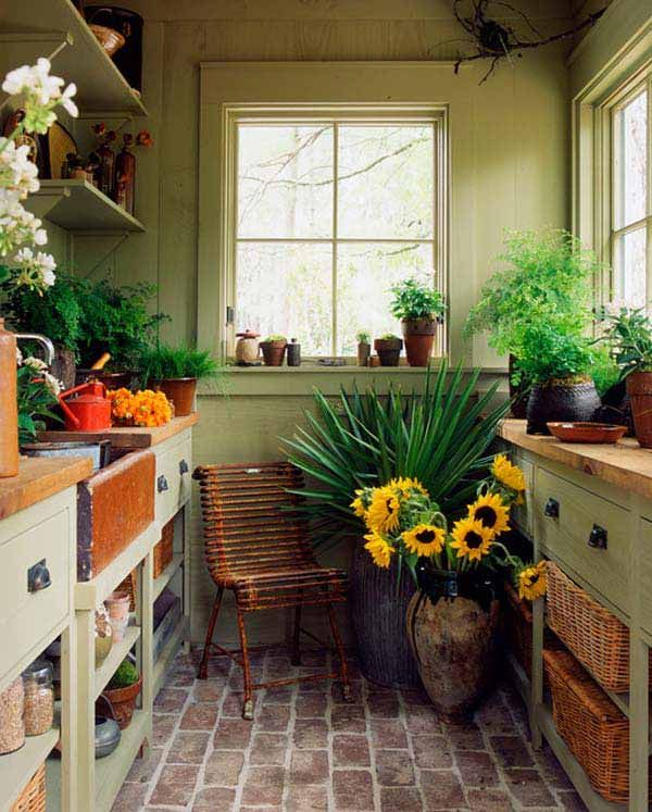 Perfect 26 Mini Indoor Garden Ideas To Green Your Home Others Mini Indoor Ideas  Home Green Garden Design