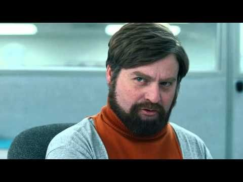 ▶ Dinner for Schmucks zach galifianakis funny laughing seen - YouTube