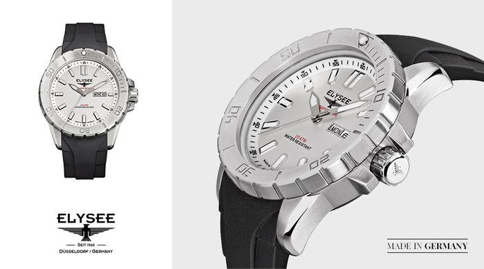 Zegarek Set-Up Elysee z kolekcji Competition.  Sprawdź, gdzie można kupić nasze zegarki: http://bit.ly/Sklepy_Elysee