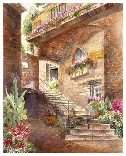 Aryankavu A Beautiful Village: Manarola, Italy: A Beautiful Village On The Mediterranean