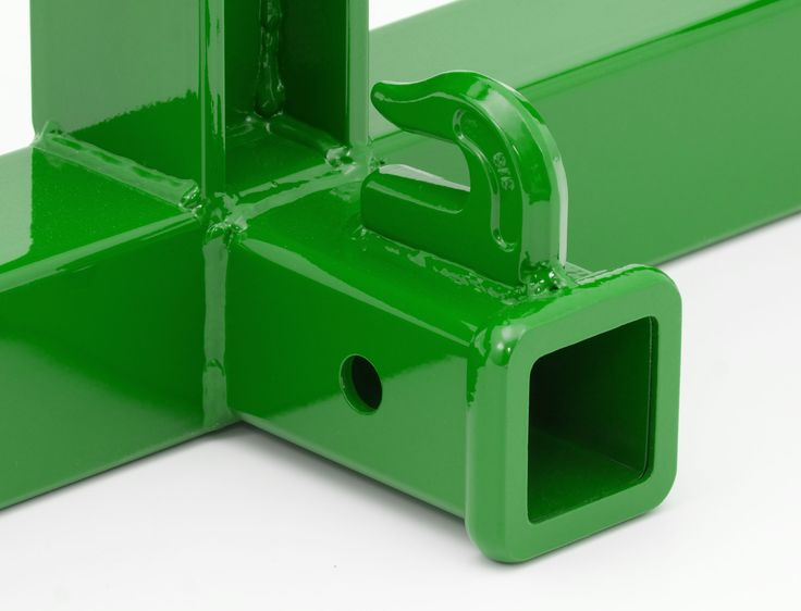 Category 1 Receiver Hitch and Bracket for 100lb John Deere Suitcase Weights | Heavy Hitch | Made in the USA | $329.00