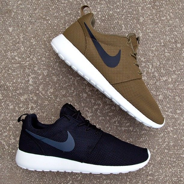 We've just had a re-stock of the awesome Nike Roshe Run! Grab yours online now…
