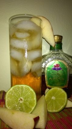 Crown Royal Regal Apple: Ginger Appletini recipe - Money Saving Parent