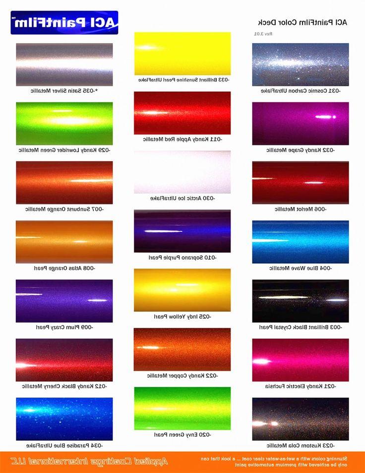 Ppg Auto Paint Chart Mayota Car Paint Colors Car Painting Paint Color Chart