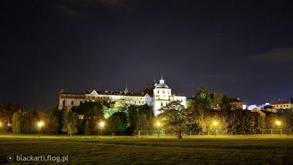 Klasztor dominikanów w Lublinie (fot. Fotoblog blackarti.flog.pl) #klasztor #dominikanie #lublin