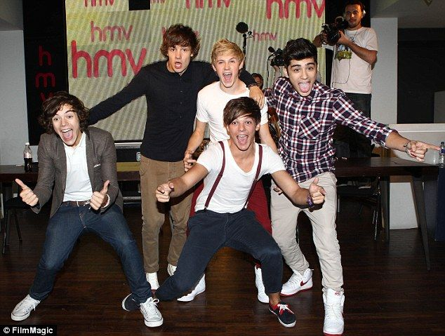 Fetus One Direction is our favorite One Direction