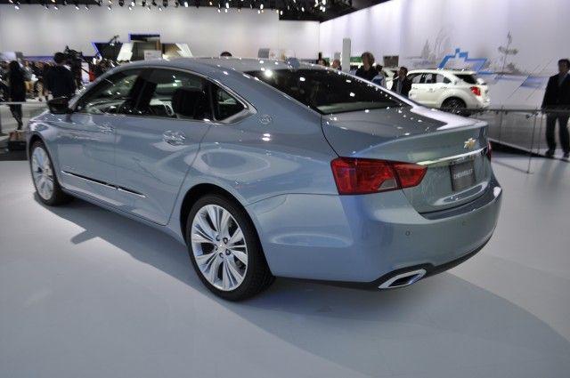 2014 Chevy Impala | 2014 Chevrolet Impala Live Photos: 2012 New York Auto Show, Gallery 1 ...