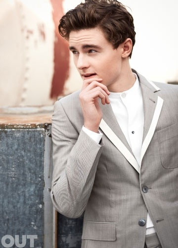 "Callan McAuliffe as Zachary ""Zac"" Dumitru, ward of Paul and Sean Harper. Emily's ex-boyfriend."