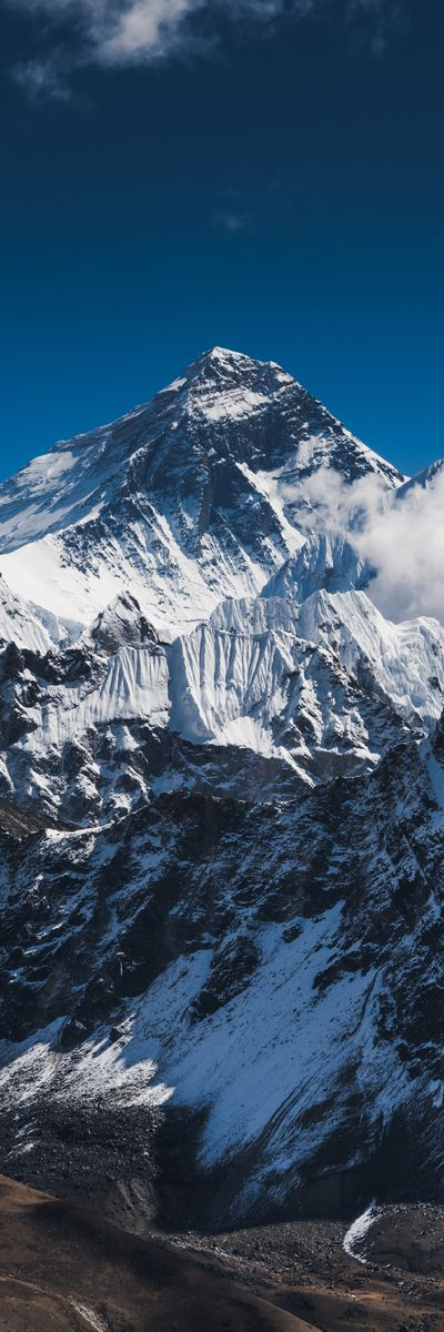 8. Mount Everest