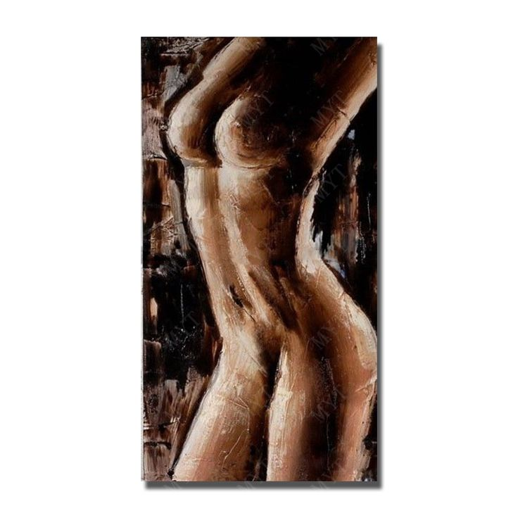 Women hot body nude without dressing sex women photo image sex hot beautiful girl oil painting hand painted artwork #Affiliate