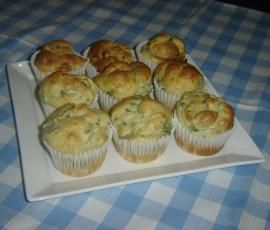 Recipe Spinach and Fetta Muffins by ditompsett - Recipe of category Baking - savoury