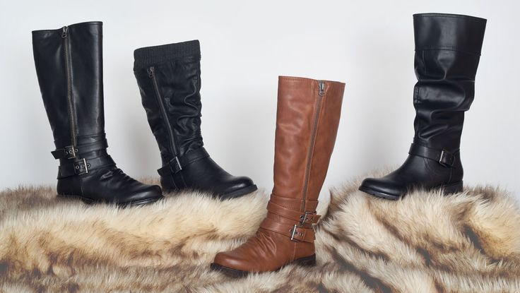 Buckle up babes! It's time to kick your old selection to the curb because BOOTS ARE BACK and better than ever!  #silvericing #spotlight #taxiboots #boots #blackboots #waterproof #waterproof #brownboots #winterfashion #winterfashion2017 #merlottunic #classic #trendy #trending #velvetpants #winterboots #completethelook #winteriscoming #winterready