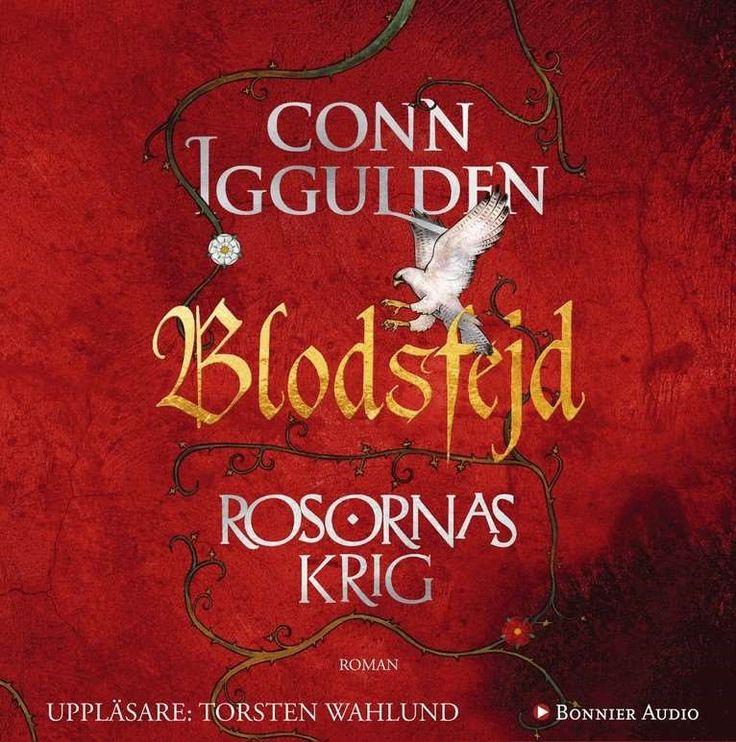 Blodsfejd [Ljudupptagning] / Conn Iggulden .... #ljudbok #romaner