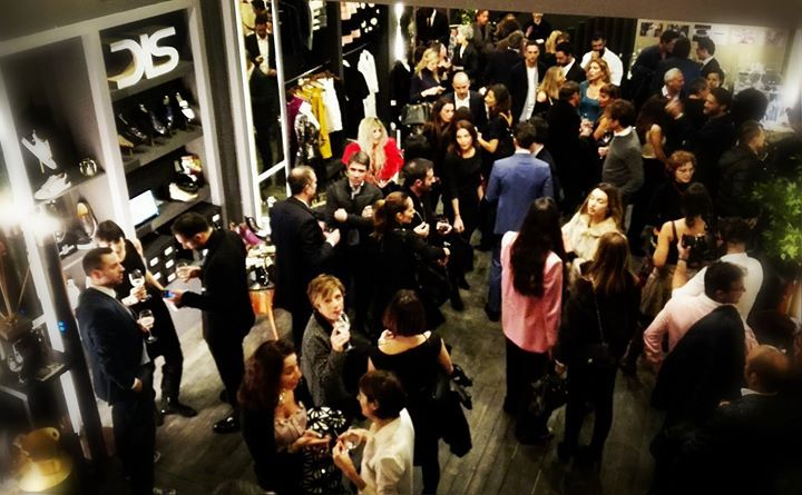 Live from Spiga34 Opening Party! #weardis