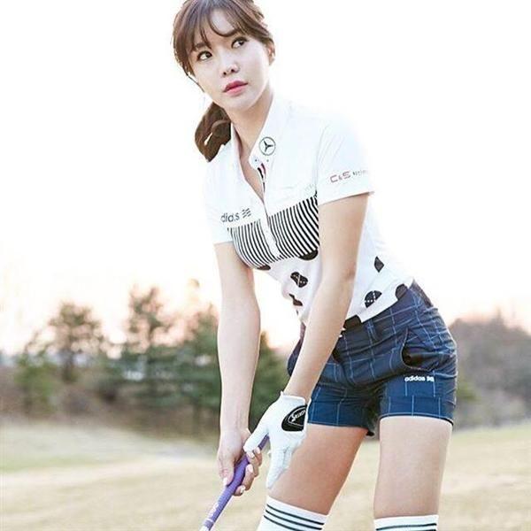 【魅惑アスリート】韓国ゴルフ界「セクシークイーン」が国内参戦、アン・シネ26歳 - 産経ニュース