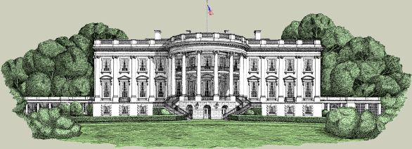 Welcome to the White House Museum, the unofficial virtual museum of the president's residence