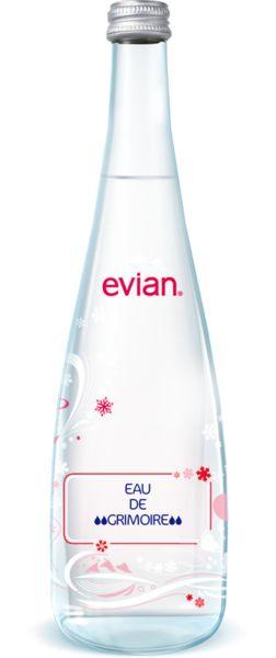 Badoit Joyeuse, bouteille evian personnalisée - MyEvian