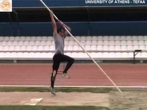Pole Vault - Good Sand Drill (if the snow ever melts!)