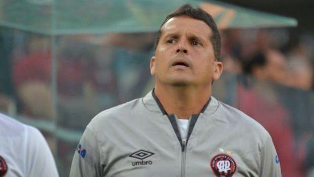 Blog Esportivo do Suíço:  Vitória anuncia Claudinei Oliveira como novo treinador