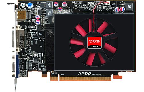 AMD Radeon HD 7670M