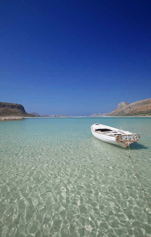 Balos Bay and Gramvousa - Chania, Crete Island / Photographic Print by Sakis Papadopoulos at eu.art.com