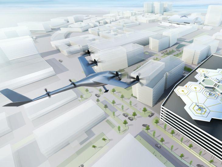 #Bienestar #tecnología #transporte Uber planea ofrecer desplazamientos por aire en el año 2020