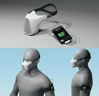 I found 'AIRE Mask Uses Your Breath To Charge Your iOS Device' on Wish, check it out!