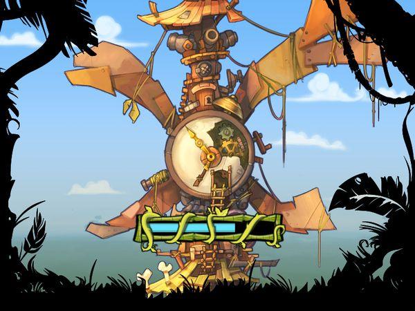 Monkey Quest - User Interface on Behance