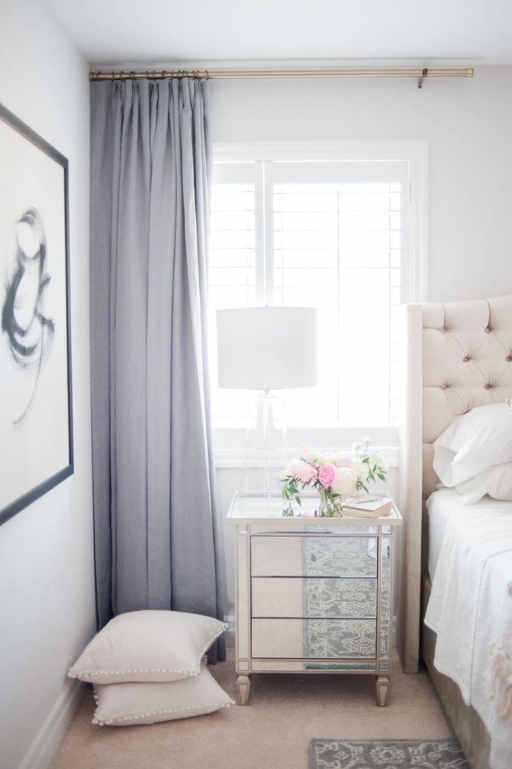 Suburban Faux Pas' Master Bedroom Reveal | lark & linen