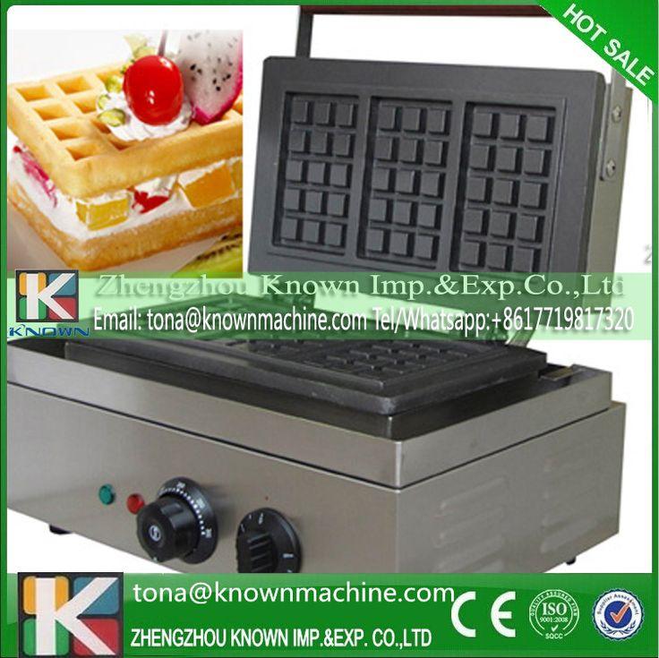 OEM industrial waffle maker egg waffle maker for sale #Affiliate