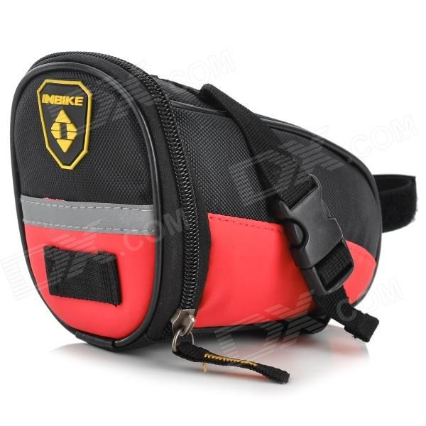 Convenient to carry small gadgets, with reflective strip for safe night riding. http://j.mp/1v2WbLB