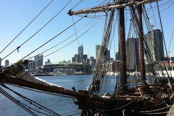 The Enterprize | Docklands, Melbourne