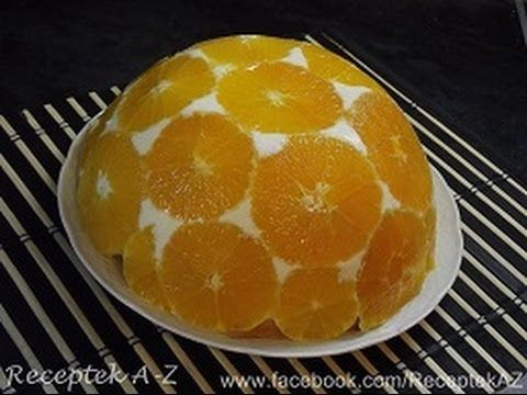Narancsos torta, Pomarančová torta, Orange Cake - YouTube
