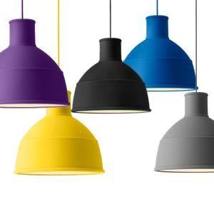 Unfold chandelier, several colours