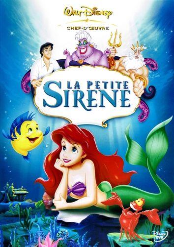 La petite Sirène, John Musker, 1990