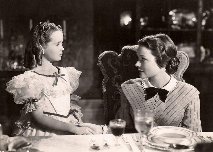Connie Marshall & Gene Tierney - Dragonwyck (1946)