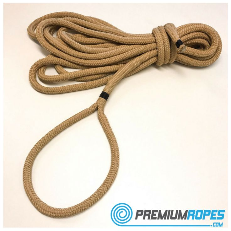 Dockline mooring rope for a classic yacht #classic #yacht #sailing #sailingboat #premium #ropes #splicing #eyesplice #rigging #yachtrigging #sailing #motorboat #mooring #splicing