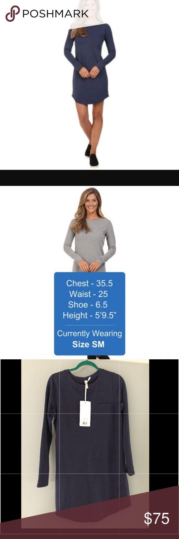 Lucy Activewear Everyday Dress Navy Heather Medium Soldout fall & winter everyday dress. $79. Lucy Dresses