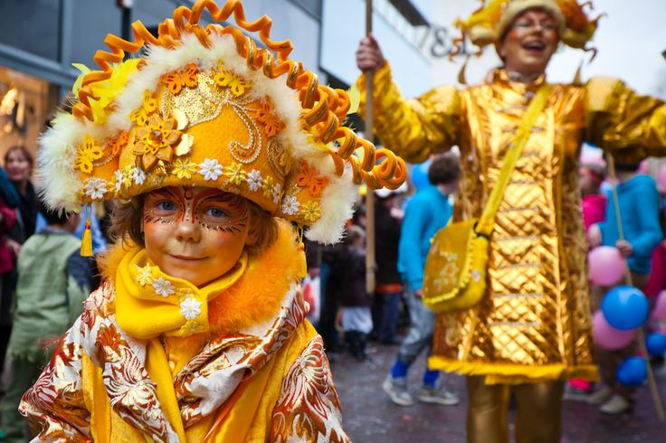 Carnaval. A celebration that has come forth from the Catholics.