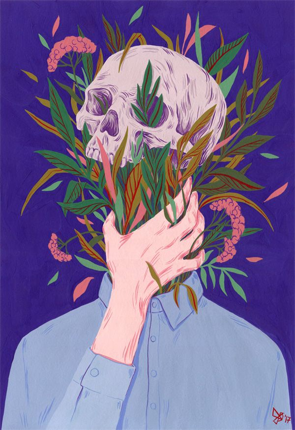 death by nature on Behance