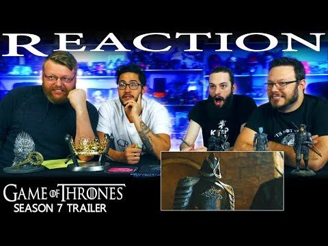Game of Thrones Season 7: Official Trailer REACTION!! https://i.ytimg.com/vi/RRq_pyYCwfA/hqdefault.jpg