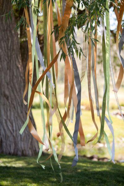 Confesiones de una boda: Cintas para decorar tu boda