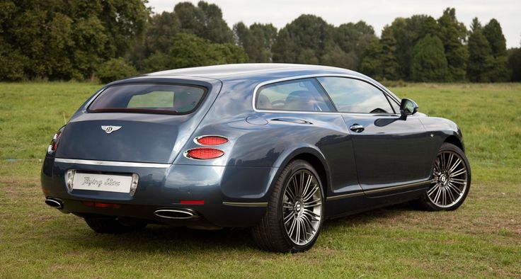 Bentley Continental GT Flying Star shooting brake by Touring