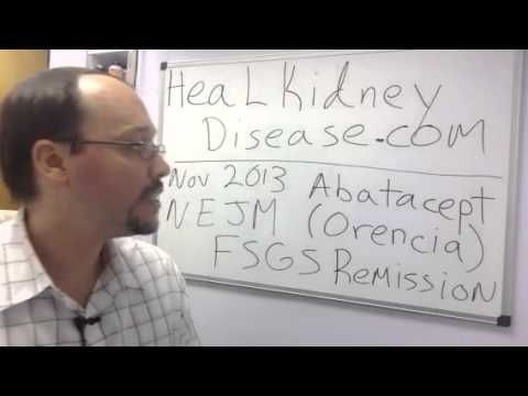 Treatment for FSGS (Focal Segmental Glomerulosclerosis) Kidney Disease - Cure Found!